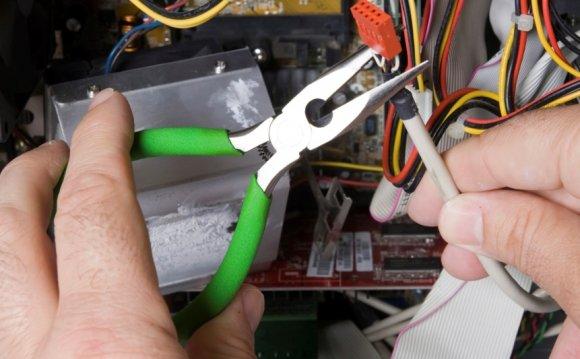 Электропроводка в доме и