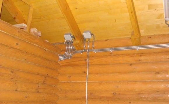 Как в доме сделать электрику